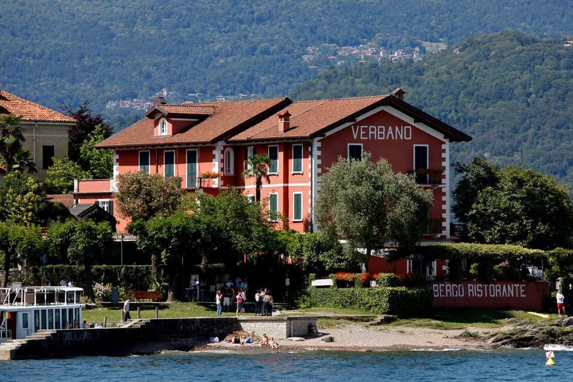Hotel ristorante Verbano